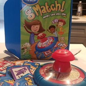 S match